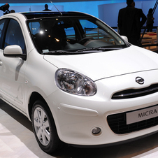 Right now, Nissan is competing in the low-cost vehicle market in Africa with the Micra