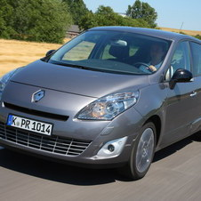 Renault Grand Scénic Energy dCi 130 Start & Stop Luxe