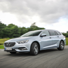 Opel Insignia Sports Tourer 1.6 Turbo D Selective