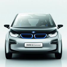 The car is BMW's first mass produced electric car available for public sale