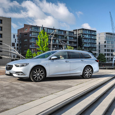 Opel Insignia Sports Tourer 2.0 Turbo D Business Edition