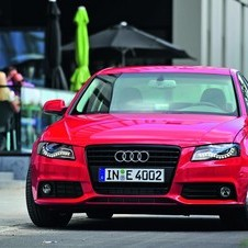 Audi A4 1.8 TFSI Attraction multitronic