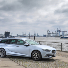 Opel Insignia Sports Tourer 2.0 Turbo D Innovation
