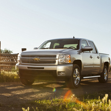 The Silverado is not getting other upgrades for 2013