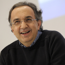 Marchionne made a big attempt, but it didn't work