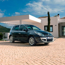 Renault Scénic Energy dCi 130 Start & Stop Luxe