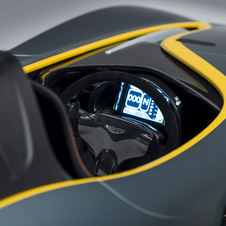 It includes modern features like an LED instrument panel