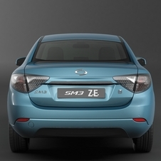 The SM3 Z.E is the first Korean-made electric car