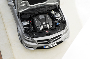 Mercedes-Benz CLS Shooting Brake 63 AMG Edition 1