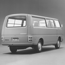 Nissan Caravan Van DX Long