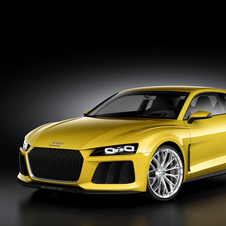 The Audi Sport Quattro Concept may get its own production version as the halo Quattro model
