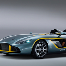 Aston Martin did not say how much the car sold for