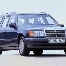 Mercedes-Benz 250 TD Turbo