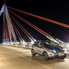 The new Nissan Qashqai expects to follow the success of the first generation