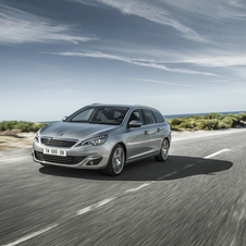 Peugeot 308 SW Style 1.6 BlueHDi