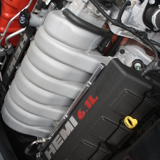 6.1 liter Hemi in my SRT-8