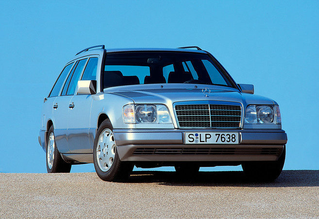 Mercedes-Benz E 250 Turbodiesel Station Wagon AT