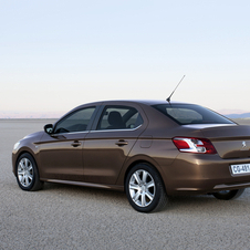 Peugeot 301 startet in China