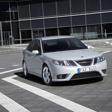 The first model from the new Saab will be an electric 9-3