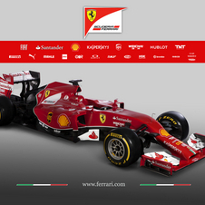 With the rule changes, the F14 T has a completely redesigned shape