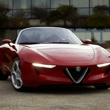 Alfa Romeo is planning to have the new Spider ready for 2015