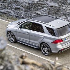 One of the main innovations of the new range of GLE is the introduction of the GLE500e 4Matic