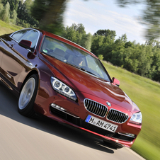 BMW 650i xDrive Coupe
