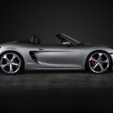 Techart has two new wheels for the Boxster