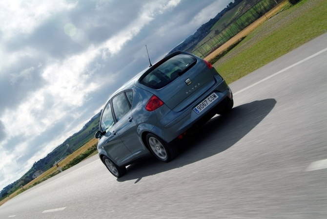 Seat Altea 2.0 FSI Tiptronic
