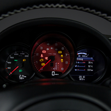 Most of Techart's updates are for the interior