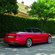 Audi S5 Cabriolet S tronic
