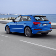 Audi SQ5 TDI plus