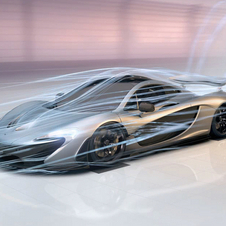 McLaren claims the P1 is the most aerodynamically advanced car ever made