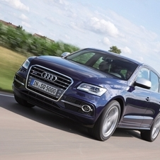Audi SQ5 TDI competition