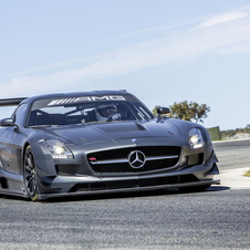 Mercedes Creates 5 Limited Edition SLS GT3s for 45th Anniversary