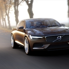 Concept Estate completes series of three Volvo concepts which includes the Concept Coupé and the XC Coupé
