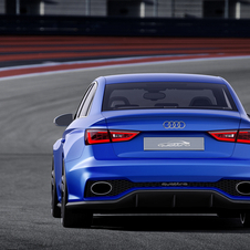 Some of the elements in the A3 clubsport quattro should be included in the new RS3 set for launch in 2015