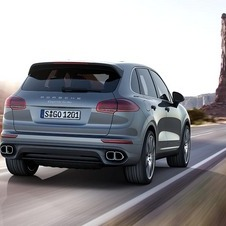 All the engines of the new Cayenne feature improvements in performance and fuel consumption when compared with previous versions