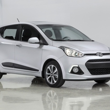 Hyundai will have the new i10 ready for the Frankfurt Motor Show