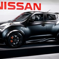 Nissan Juke-R Finally Revealed Press Conference in Spain