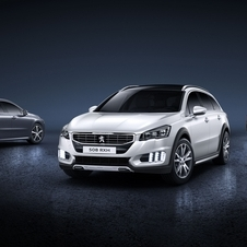 The main noticeable change is the new front and rear that have been introduced in the three different body styles of the 508