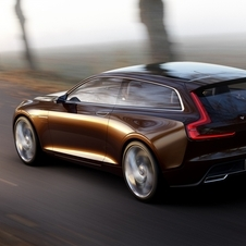 concept uses the new Volvo modular SPA platform and is powered by one of the Drive-E engines