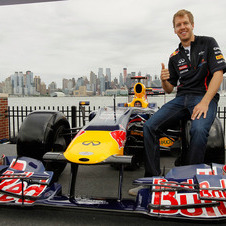 Vettel and Webber had both visited the proposed track