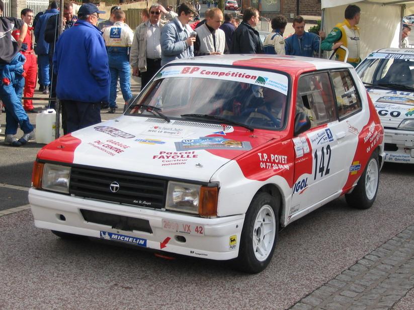 Miniture Car Racing Ps
