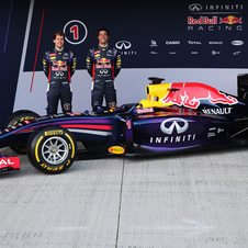 The new rules forced many changes in the new RB10 design