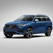 Volvo XC90 T6 AWD R-Design Geartronic