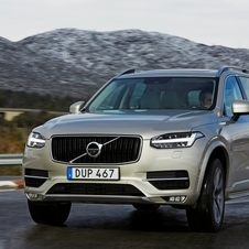 Volvo XC90 D5 AWD Inscription Geartronic
