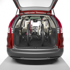 European cars get an optional power tailgate