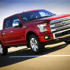 Ford F-150 2.7 EcoBoost Lariat AWD