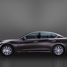 The new Q50L will be produced and sold exclusively on the Chinese market, at least initially